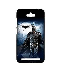 Block Print Company Batman Begins Phone Cover for Asus Zenfone Max