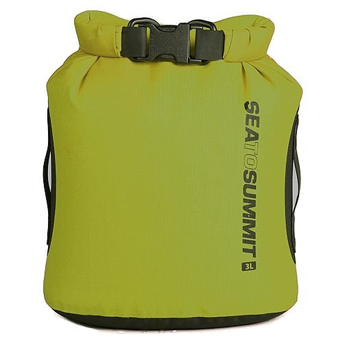 Sea to Summit Big River Drybag 65l Höhe: 85.0cm Packsäcke Green