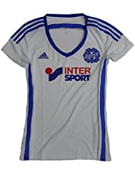 Adidas Olympique Marseille Maillot en jersey taille M (40)