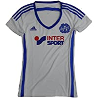Maillot Adidas en jersey Olympique Marseille - Taille M (40)