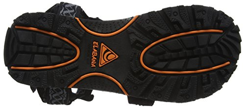 Spot on Herren A0031 Sandalen Orange (Black/Orange)