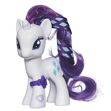 My Little Pony – Freundschaft ist Magie – Cutie Mark Magic – Rarity Figur