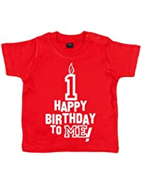 IiE, Happy Birthday tomE! 1 year old, Baby Unisex Boy Girl T-shirt