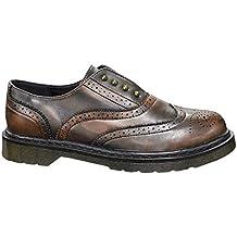 Evoga Scarpe francesine uomo casual in ecopelle inglesine man s shoes con  borchie 45d2774072e