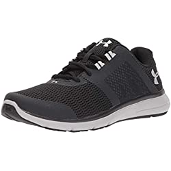 Under Armour Ua Fuse Fst Zapatillas de Running Hombre, Negro (Black 001), 42.5 EU