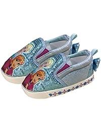 3e2a03031ad3e Amazon.es  frozen - Zapatillas de estar por casa   Zapatos para niña ...