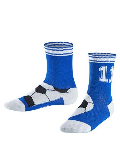 FALKE Jungen Soccer Socken, Cobalt Blue, 31-34