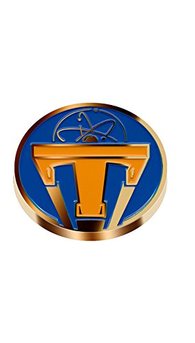 Disney's Tomorrowland Metal Lapel Pin Style 2 -