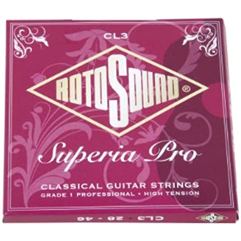 Rotosound CL3 Superia Pro - Set High Tension