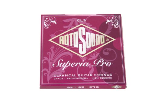 Rotosound CL3 Superia Pro - Set High Tension