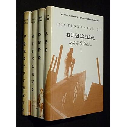 Dictionnaire du cinéma et de la télévision (4 volumes)