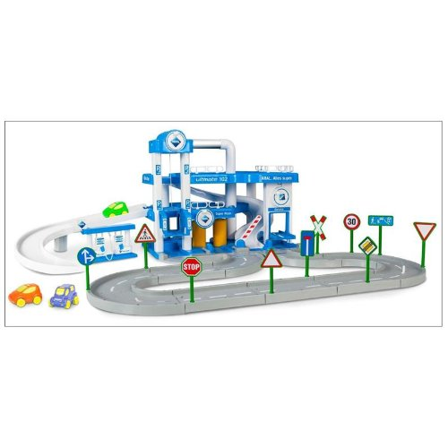 wader-aral-garage-no1-with-cars-and-street