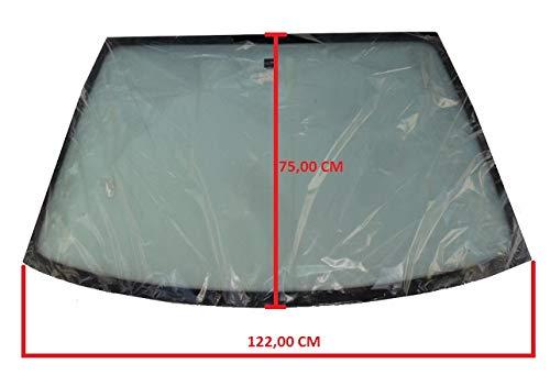 KIN763001001 Windschutzscheibe, Kristallglas, vorne, bunt, ITALCAR T2 T3