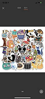 Animal Lovely Stickers (Cat)