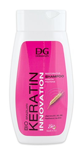 Dermagen Brasilianisches BIO Keratin Innovation Shampoo, 255 ml
