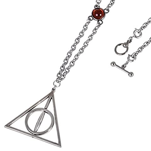 Noble Collection NN7007Harry Potter The Deathly Hallows Necklace