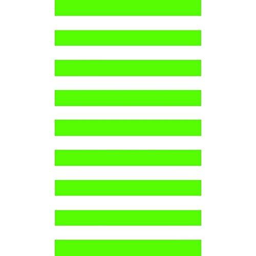 Paris Prix - Drap De Plage 95x175 Cm Transat Green