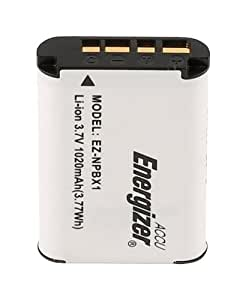 Energizer - EZ-NPBX1 - Batterie de rechange pour appareil photo numérique Sony NP-BX1