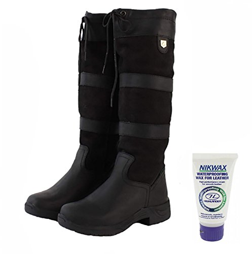 Dublin Waterproof Leather Country River Boots - FREE NIKWAX GIFT Sizes/Widths Test