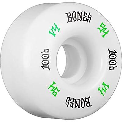 Bones Rollen: 100's #12 OG Formula V4 100A (54mm)