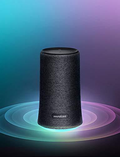 Soundcore Flare - Altoparlante Bluetooth portatile e compatto di Anker con suono...