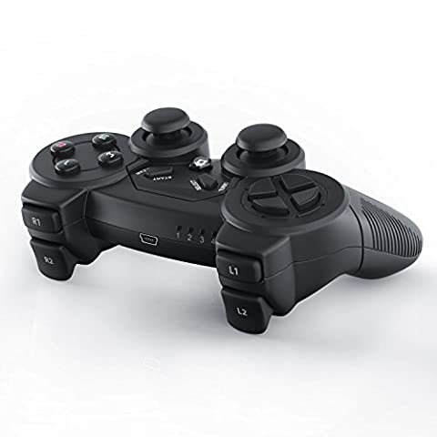 CSL – USB Wireless Gamepad für PC inkl. Vibration |