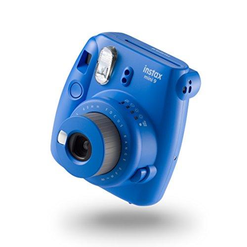 Fujifilm-Instax-Mini-9-Cmara-instantnea-Cmara-con-10-pelculas-Azul-Marino