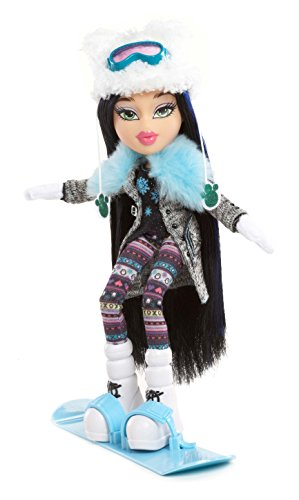 Bratz Snow Kissed Puppe (Jade) -