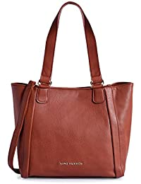 Lino Perros Women's Handbag (Brown) - B0794JD5BK