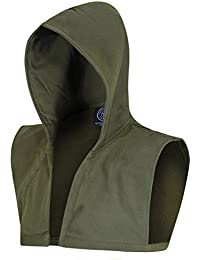 Green Hooded Cowl