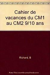 CAHIER DE VACANCES DU CM1 AU CM2