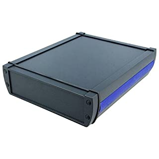 ASPH-1850-200/BL Enclosure desktop ALUSTYLE X187mm Y200mm Z54.6mm 94242200.MT1