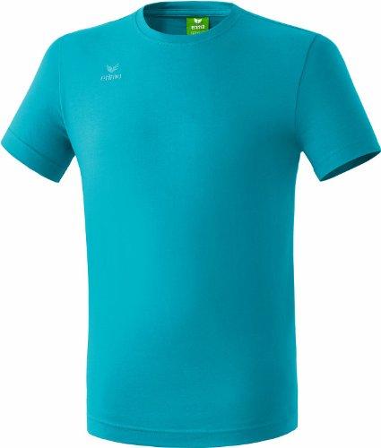 erima Kinder T-Shirt Teamsport, Petrol, 128, 208337 (Sport-shirt Jungen)