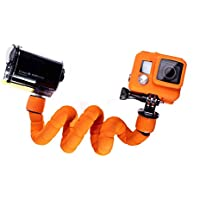 Xsories SNBY3A Mono-pied flexible pour GoPro Orange