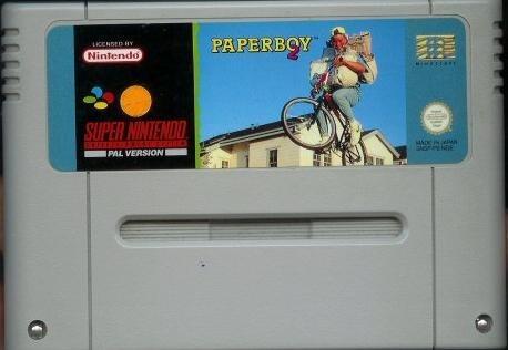 Paperboy 2 SNES