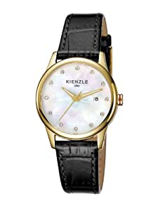 Kienzle Damen-Armbanduhr XS Analog Leder K3042024091