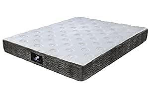 King Koil Gravity 8-inch Queen Size Foam Mattress (Grey, 75x60x8)