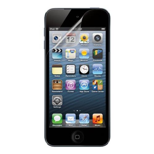 Belkin Screen Overlay Schutzfolie (geeignet für iPod Touch 5, 3er-Pack) transparent Belkin Mp3