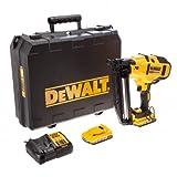 DeWalt DCN660D2-QW Clavadora de Acabado sin escobillas XR 18V con 2 baterías Li-Ion...