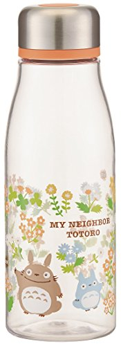 Stylish blow bottle [My Neighbor Totoro (Flower)]