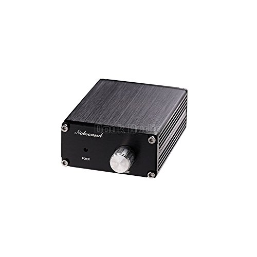 41IGj4P3AoL. SS500  - Nobsound 100W Subwoofer Digital Power Amplifier Audio Mini Amp with power supply (Black)