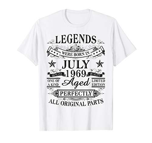 Legenden wurden im Juli 1969 zum 50. Geburtstagsgeschenk (Weihnachten Im Juli Kostüm)