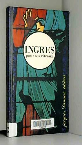 Ingres pour ses vitraux par Jean Auguste Dominique Ingres