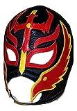 Son of Devil adult luchador mexican wrestling mask fogu by Luchadora