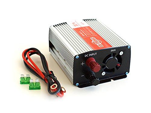 Convertisseur US-TRONIC 12v 220v 300 watts + USB 1.0