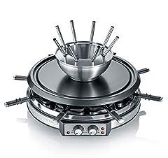 RG 2348 Raclette-Fondue
