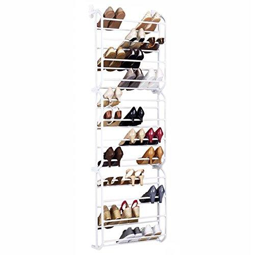 36-pair-over-the-door-hanging-shelf-shoe-rack-storage-stand-organiser-holder-hook