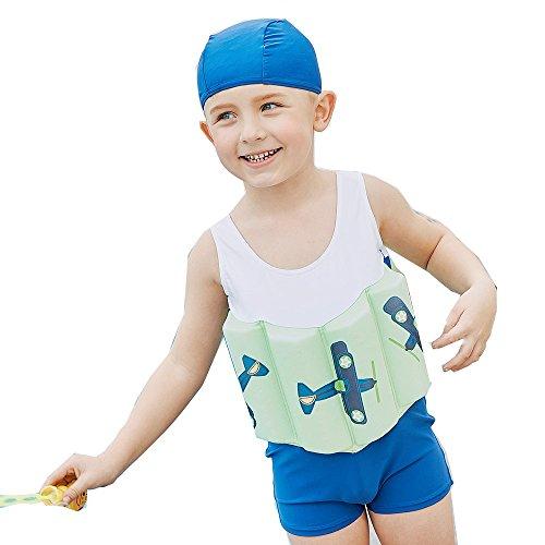 m Suit Boy Weste Beach Swimwear (Größe : 120) (Niedlichen Kinder Halloween Bilder)