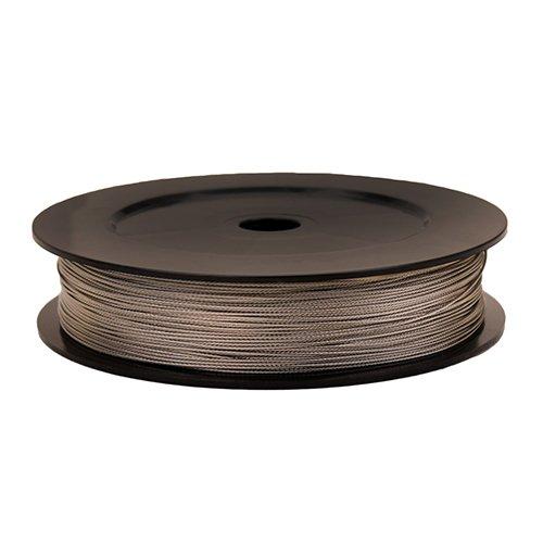 Scotty Premium Edelstahl Ersatz Downrigger Kabel 400-foot Spule