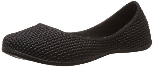 Spice Women's Party Belly Black Ballet Flats - 5 UK (2082)